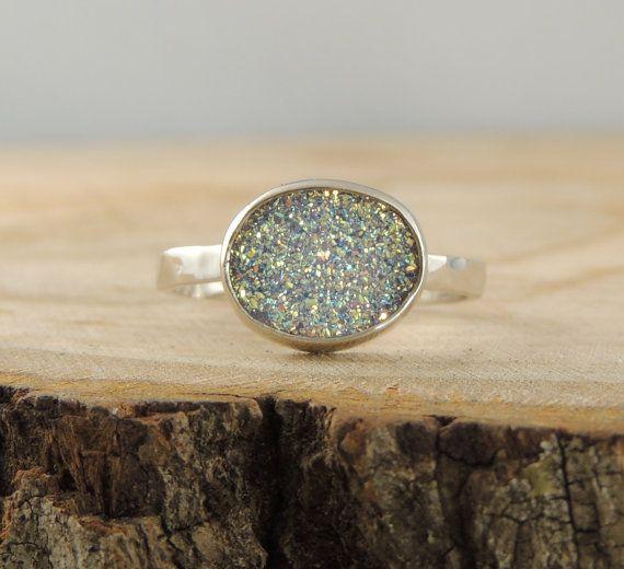 https://www.etsy.com/listing/169207545/14k-white-gold-druzy-quartz-ring