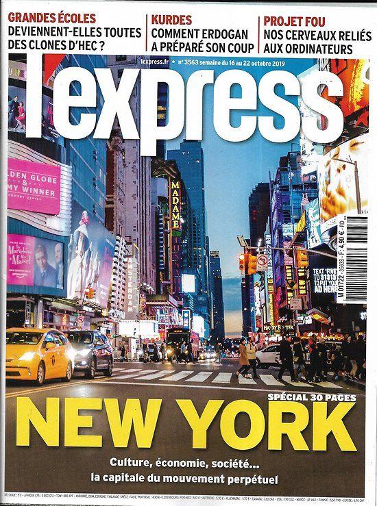 L'EXPRESS Toute l'actualité décodée et analysée par des