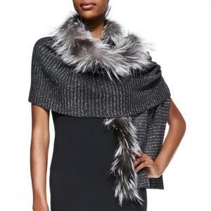 1000 ideas about fur scarves on pinterest faux fur vests fur and faux fur - Hussen fur stuhle ...