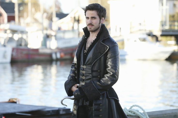 Episode 310: The New Neverland Once Upon a Time Season 3 Pictures & Character Photos - ABC.com - Captain Hook - #OUAT