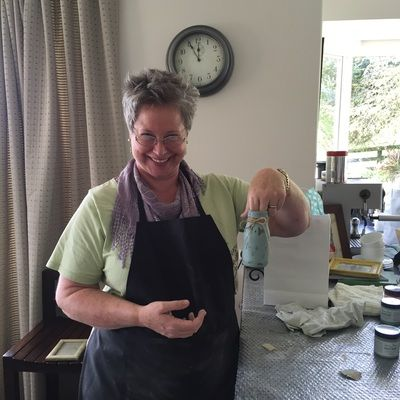 Up-Cycling Paint Workshops using Annie Sloan Chalk Paint™ (Waikato & BOP)