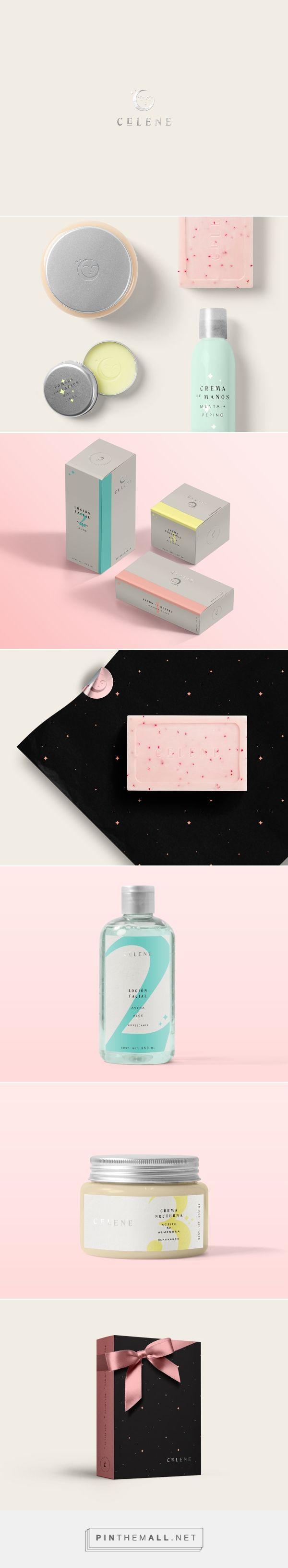 Célene packaging branding