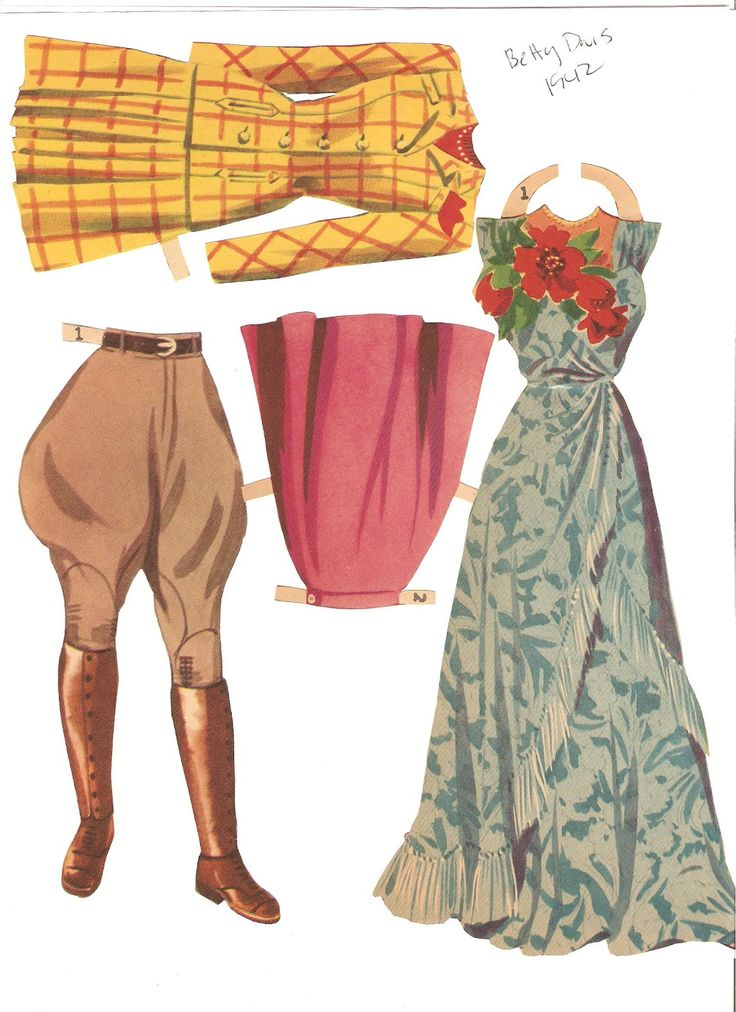 16 best Paper Doll Projects images on Pinterest | Paper puppets ...