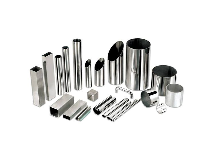 The #Stainless steel #Pipes are highly resistant to corrosion and therefore they can be used outside buildings and also inside.