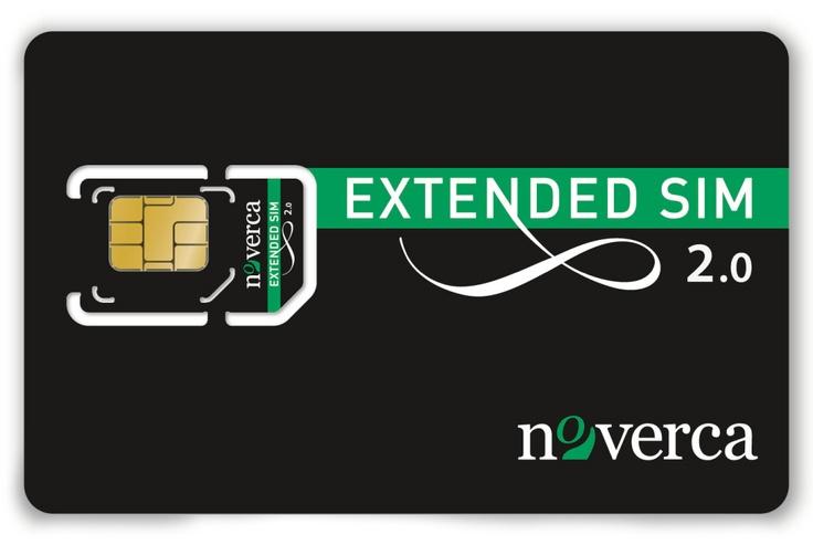 Per i dubbiosi, vi ricordiamo che l'Extended SIM Nòverca è Dual Cut, perfettamente compatibile col vostro smartphone!