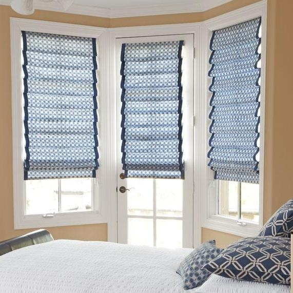 128 best fabric shades images on pinterest blinds for Noble windows