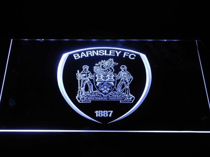 Barnsley F.C. LED Neon Sign