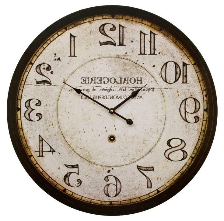 Best 25 Bathroom Clocks Ideas On Pinterest  Farm Kitchen Decor Stunning Small Wall Clock For Bathroom Design Decoration