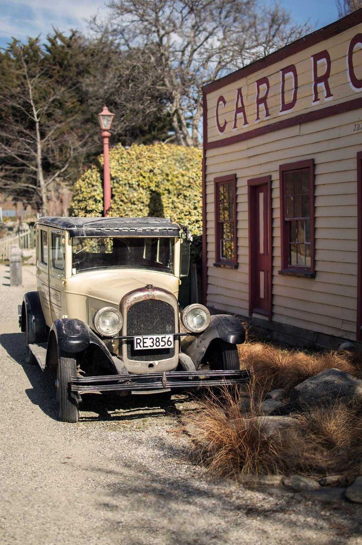 South Island - Cardrona Hotel