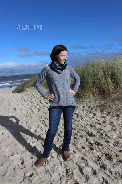Interlock-Jersey 100% Baumwolle Shirt zum Selbernähen