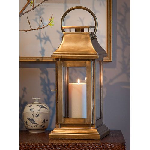 Imax Drake Tall Candle Lantern Antiques Products And
