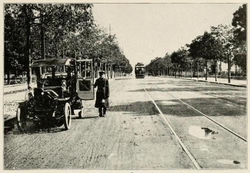 Av. Paulista  em 1910