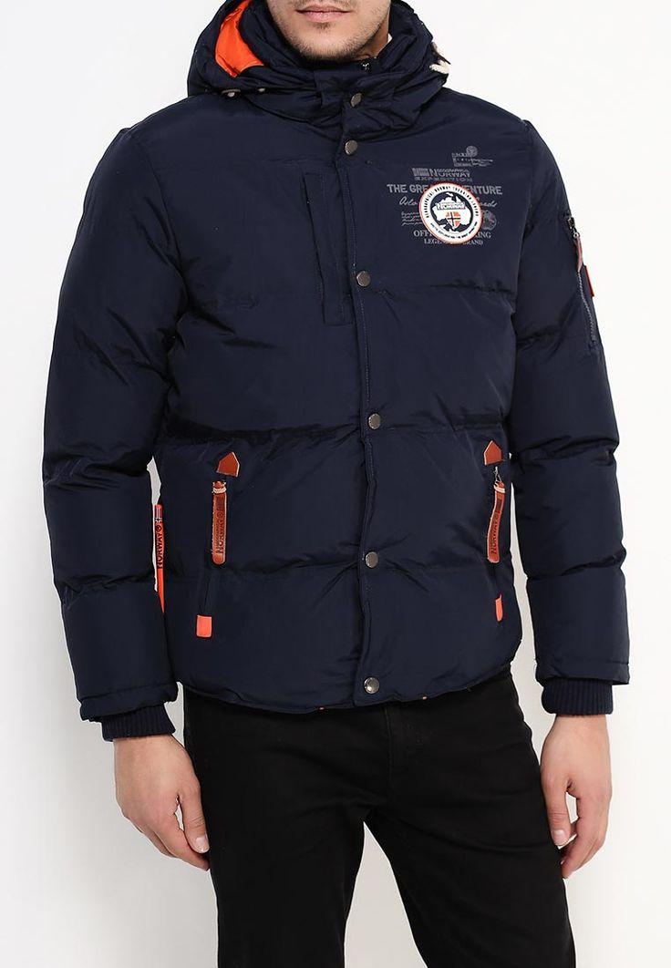 Куртка утепленная Geographical Norway купить за 14 870 руб GE015EMNRC49 в интернет-магазине Lamoda.ru