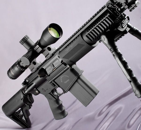 Rock River Arms serves up an AR in .308, and it doesn't disappoint.