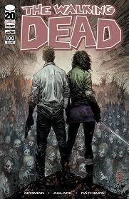 The walking dead. Comics!!!