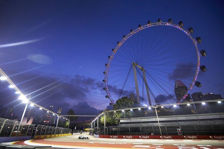 Formel 1 - MERCEDES AMG PETRONAS, Großer Preis von Singapur. 20.-22.09.2013. Nico Rosberg