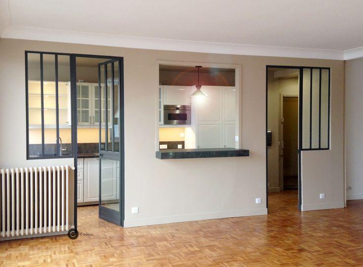 verri re cuisine r alisation architecture int rieure. Black Bedroom Furniture Sets. Home Design Ideas