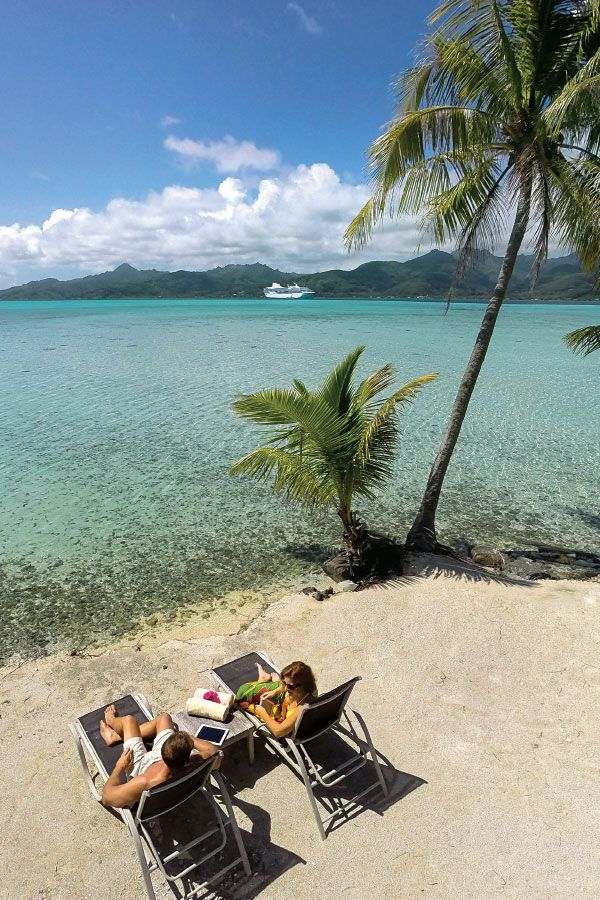 Discover the unspoiled beauty of French Polynesia aboard the award-winning luxury ship m/s Paul Gauguin, providing an all-inclusive experience uniquely tailored to the breathtaking wonders of paradise.