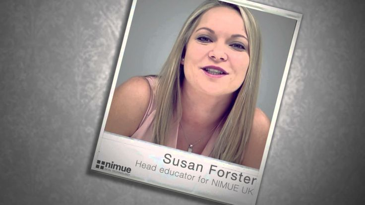 Head of Education - Nimue UK, Susan Forster: Welcome to our New Journey!
