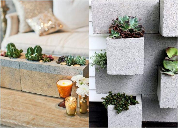 17 meilleures images propos de parpaing sur pinterest terrasse ext rieure - Table beton cellulaire ...