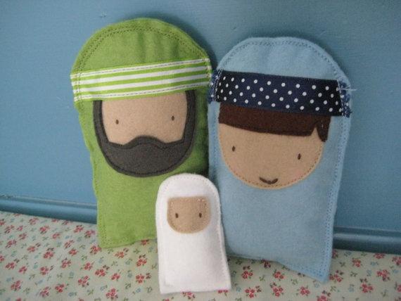 felt nativityHoliday, Christmas Crafts, Felt Nativity Jenny, Sewing Pattern, Gift Ideas, Felt Jesus, Felt Nativity So, Christmas Ideas, Felt Native