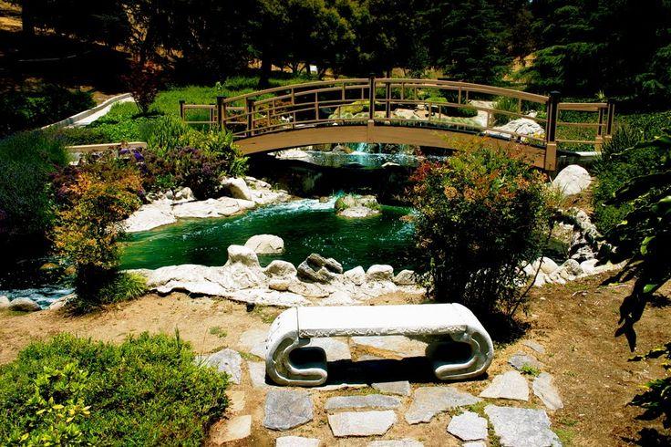Elysian Park Map Garden At The Grace Simmons Lodge Elysian Park Los Angeles Ca La