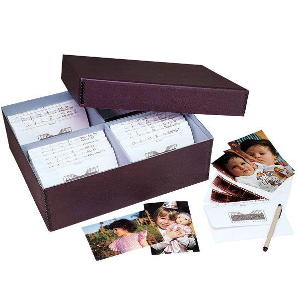 Bulk Photo Storage Boxes | University Products