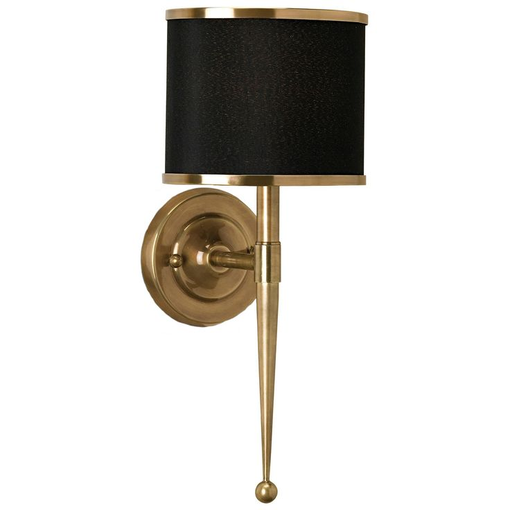 Currey And Company Bathroom Lighting: Currey And Company Primo Black Wall Sconce @Zinc_door