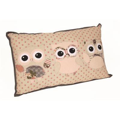 cuscino con gufi.. pillow