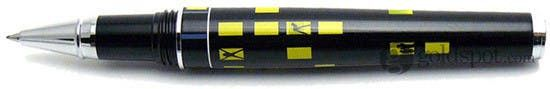 Jac Zagoory Ripple Pen Big City - Racy Real Estate Rollerball Pen