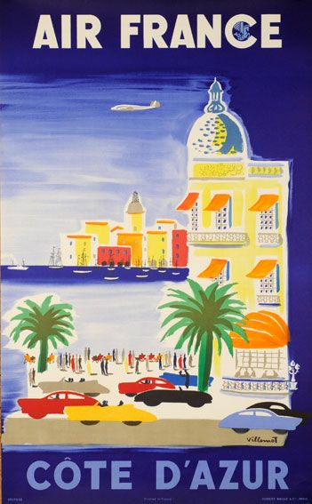 Côte d'Azur - Air France  Find Super Cheap International Flights to Nice, France ✈✈✈ https://thedecisionmoment.com/cheap-flights-to-europe-france-nice/