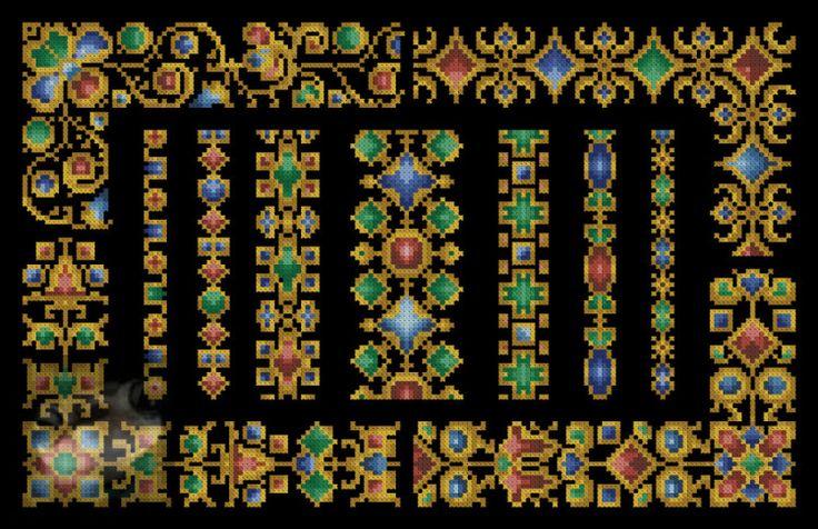 (4) Gallery.ru / Фото #67 - Ретро (мои реконструкции) - zabka