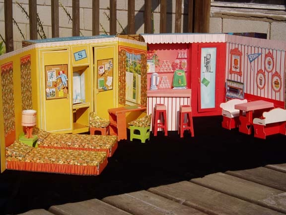35 Best Vintage Images On Pinterest Vintage Barbie Barbie Dolls And Barbie House Furniture