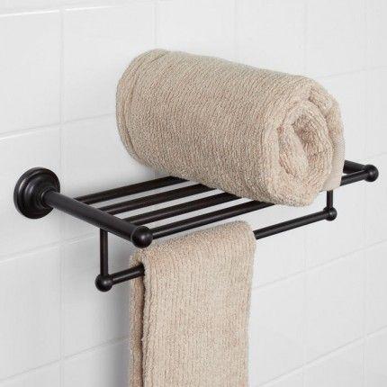 Holliston Double Towel Rack