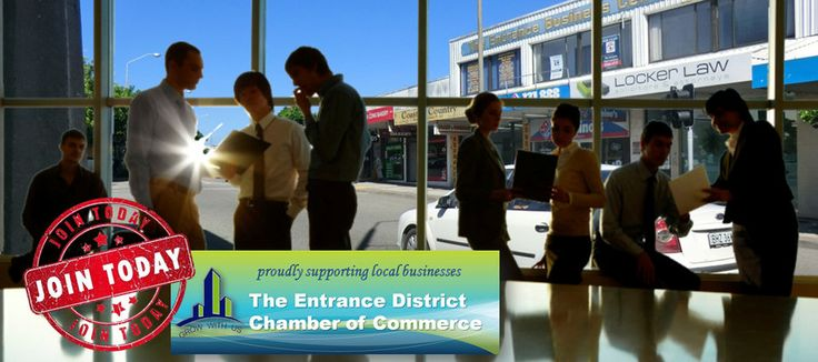 The Entrance District Chamber of Commerce, Business Services, The Entrance, NSW, 2261 - TrueLocal