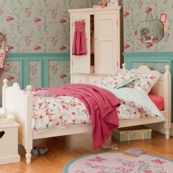 Panelling....? Belvoir Inspirational Childrens Bedrooms | Inspirational Childrens Bedrooms for Boys & Girls | ASPACE