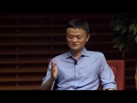 Jack Ma, Alibaba Group: Stanford GSB 2015 Entrepreneurial Company of the Year✿❤Thank❤You✿I❤❤❤You❤✿