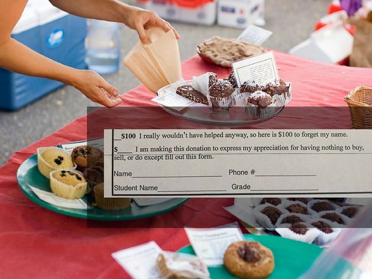 Now THIS is a fundraising idea - Kidspot