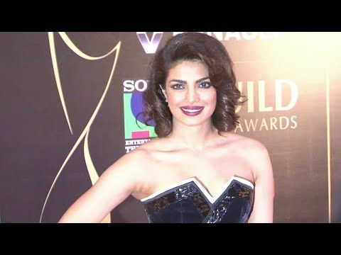 Priyanka Chopra SUPER GORGEOUS at Renault Guild Film Awards 2015.