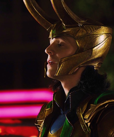Loki..because 'going there ' with anyone else just seems second rate..