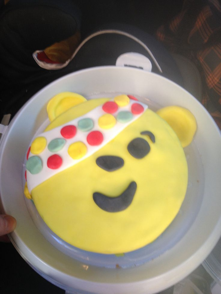 Pudsy for children in need day