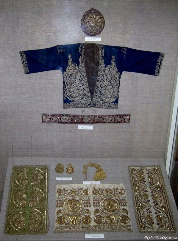 from Crimean tatar museum