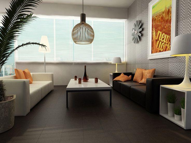 CARTA DAMASK Floor & Wall Tile #porcelain #tile #commercial #design