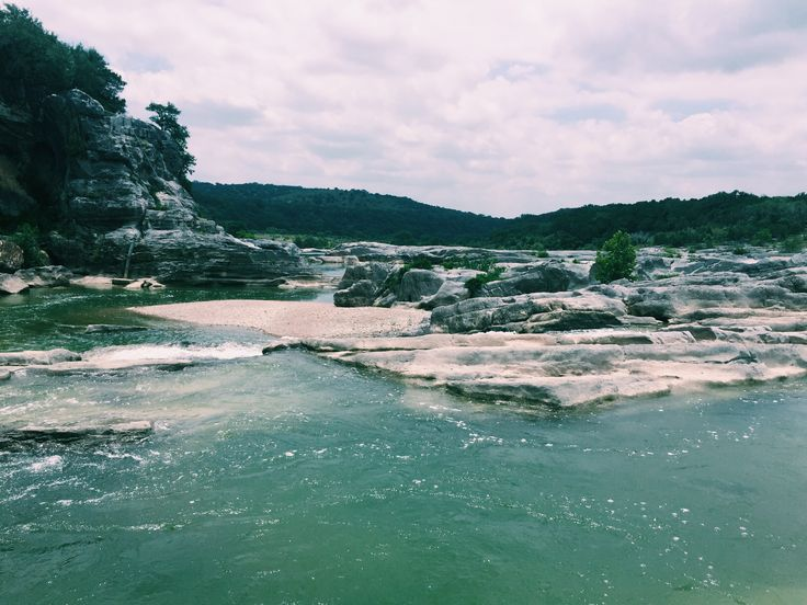 pedernales falls state park, johnson city, texas