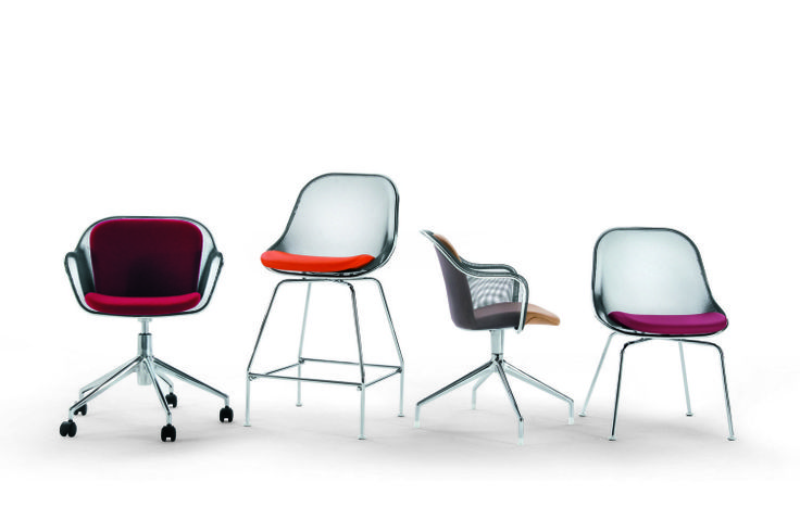 Office :: Chairs :: Iuta - | Space Furniture