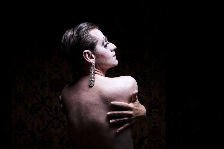 Olivier Py – Charlélie Marangé Photography