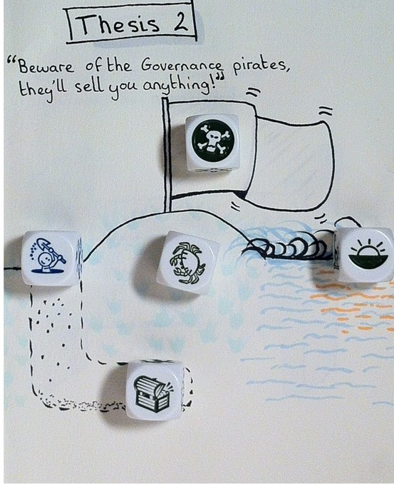 Beware of the Governance Pirates