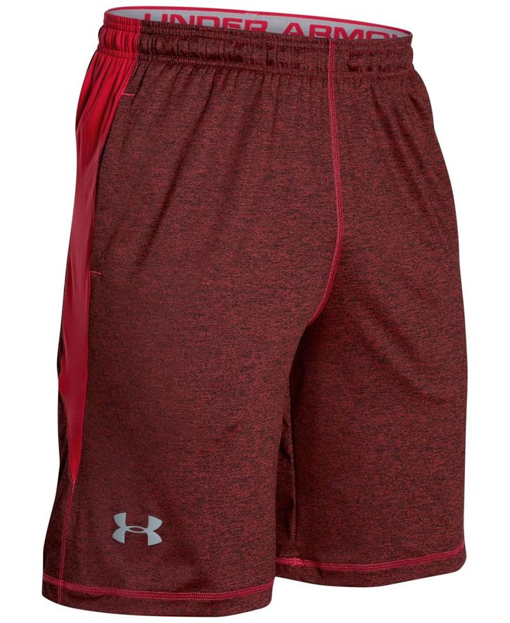 Lightweight, quick-drying and incredibly breathable–this mesh short from Under Armour is made with heavy-duty tech features that keep you cool, dry and comfortable. | Polyester/elastane | Machine wash