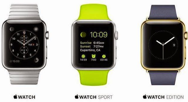 Apple Watch, Moto 360, Sony Smartwatch 3... ¿Qué reloj inteligente me compro? | Smartwatch