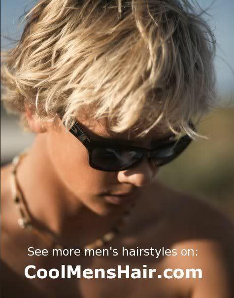 Surfer boy hair for Owen